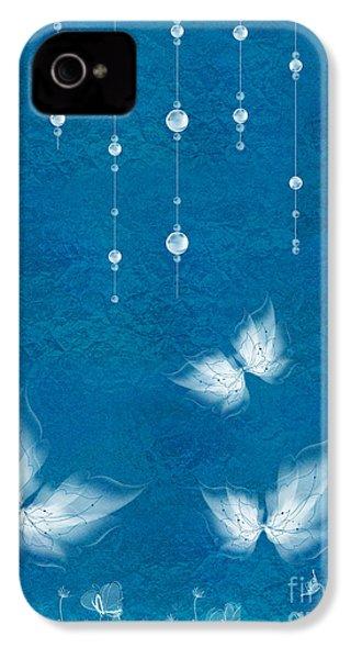 Art En Blanc - S11dt01 IPhone 4s Case