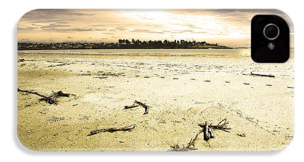 At Caroline Bay Timaru New Zealand IPhone 4s Case by Nareeta Martin