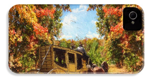 Autumn's Essence IPhone 4s Case by Lourry Legarde