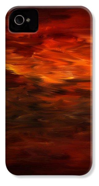 Autumn's Grace IPhone 4s Case