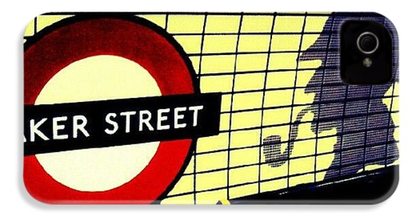 Baker Street Station, May 2012 | IPhone 4s Case by Abdelrahman Alawwad