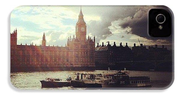 Big Ben IPhone 4s Case by Samuel Gunnell