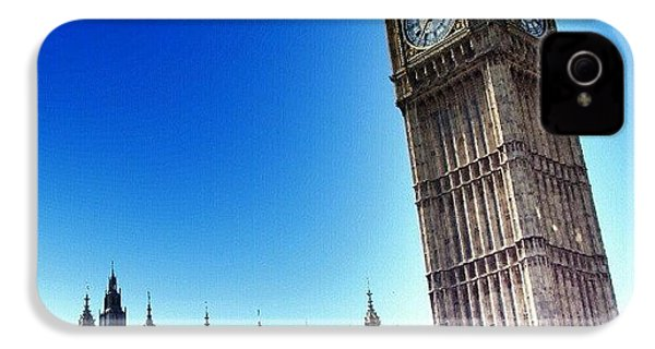 #bigben #uk #england #london2012 IPhone 4s Case