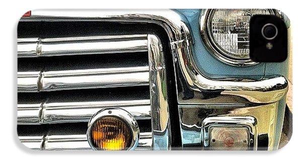 Classic Car Headlamp IPhone 4s Case