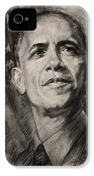 Commander-in-chief IPhone 4s Case by Ylli Haruni