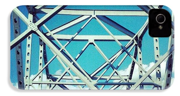 Cool #bridge #ohio IPhone 4s Case by Melissa Wyatt