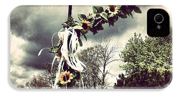 #decorative #decoration #cemetery IPhone 4s Case by Kayla St Pierre