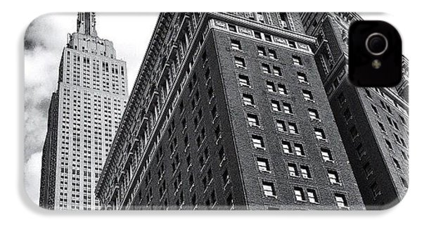 Empire State Building - New York City IPhone 4s Case