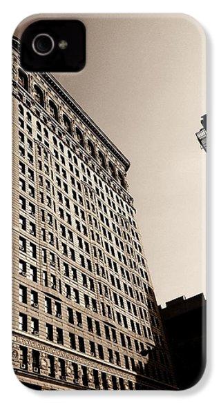 Flatiron Building - New York City IPhone 4s Case