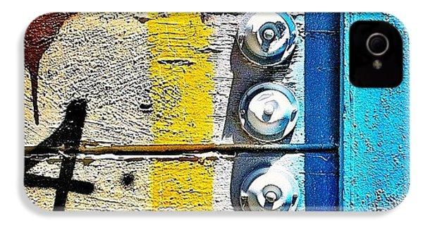 Four Doorbells IPhone 4s Case