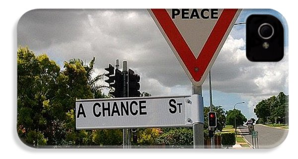 Give Peace A Chance IPhone 4s Case