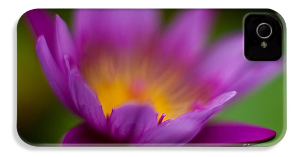 Glorious Lily IPhone 4s Case by Mike Reid