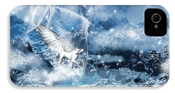 Heavenly Interlude IPhone 4s Case by Lourry Legarde