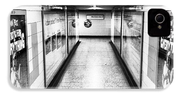 London Undergrounds! #london IPhone 4s Case by Abdelrahman Alawwad