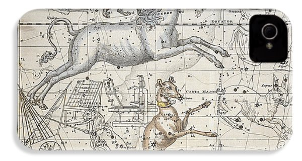 Monoceros IPhone 4s Case by A Jamieson