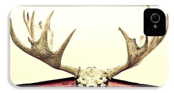 Moose Trophy IPhone 4s Case