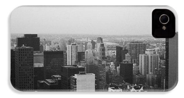 Nyc From The Top 3 IPhone 4s Case by Naxart Studio
