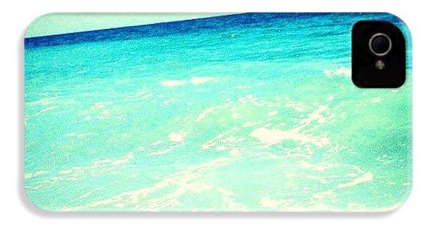 #ocean #plain #myrtlebeach #edit #blue IPhone 4s Case