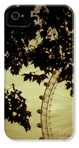 October Mist IPhone 4s Case by Jan Bickerton