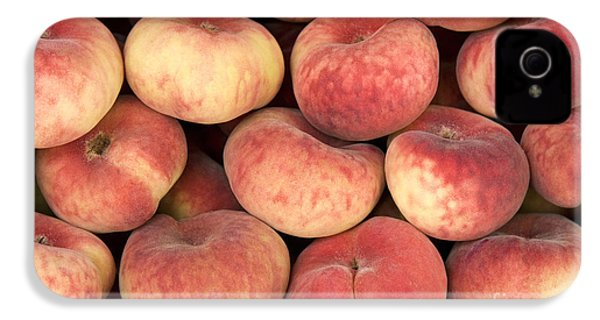 Peaches IPhone 4s Case by Jane Rix