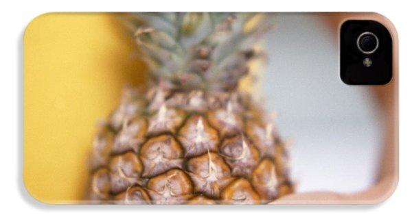 Pineapple IPhone 4s Case by Cristina Pedrazzini