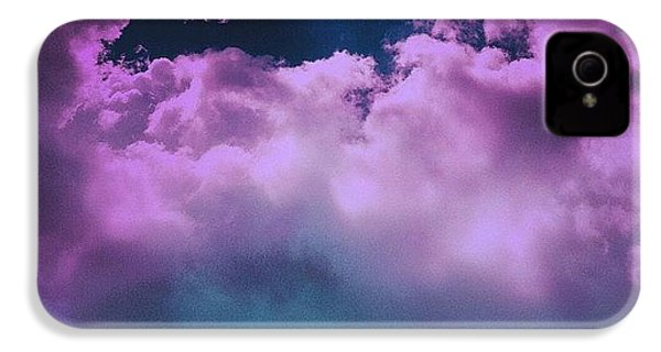 Purple Haze IPhone 4s Case by Cameron Bentley