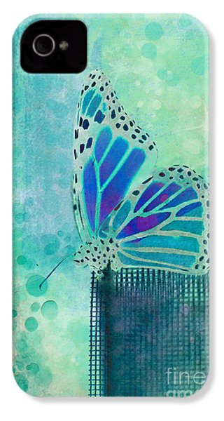 Reve De Papillon - S02b IPhone 4s Case