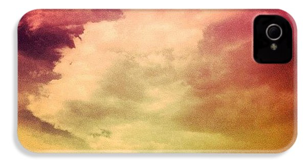 #sky #cary #colourful #clouds ☁ IPhone 4s Case