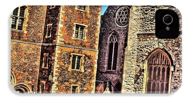 Stone Buildings, So Classic And Lovely IPhone 4s Case