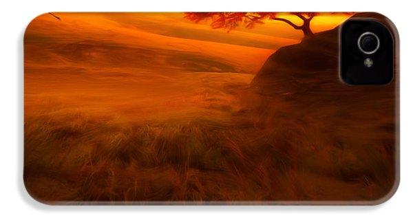 Sunset Duet IPhone 4s Case by Lourry Legarde
