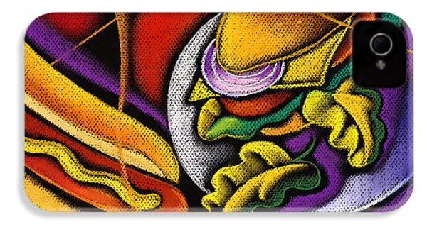 Lunchtime IPhone 4s Case by Leon Zernitsky