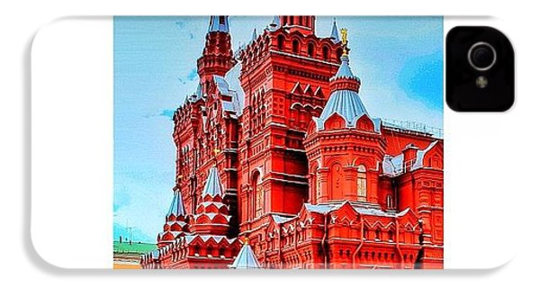 The State Historical Museum (russian: IPhone 4s Case