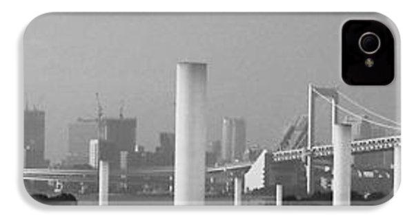 Tokyo Panorama IPhone 4s Case by Naxart Studio