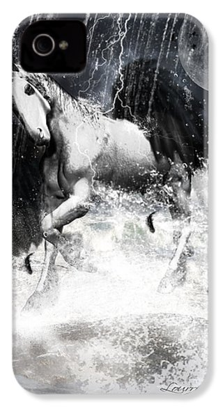 Unicorn's Complexities IPhone 4s Case by Lourry Legarde