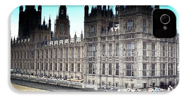 Westminster, London 2012 | #london IPhone 4s Case by Abdelrahman Alawwad
