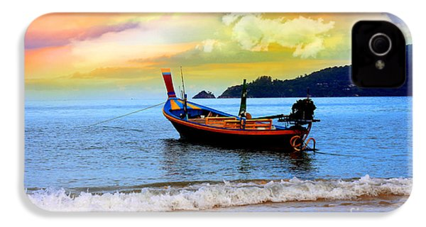 Thailand IPhone 4s Case by Mark Ashkenazi