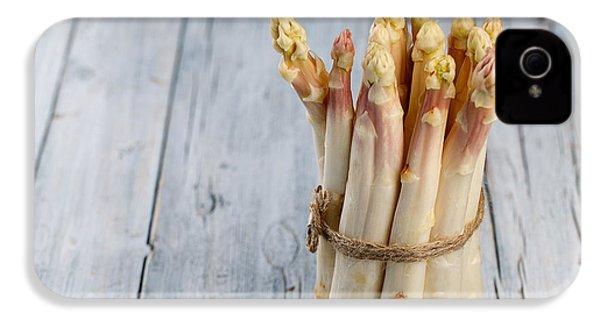 Asparagus IPhone 4s Case by Nailia Schwarz