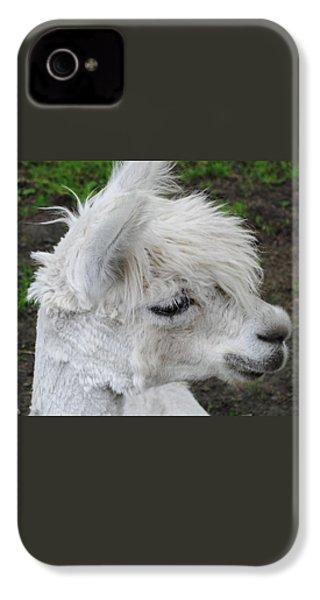 Baby Llama IPhone 4s Case