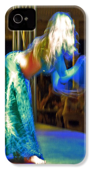 Belly Dance IPhone 4s Case by Andy Za