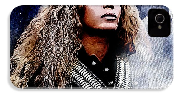 Beyonce  IPhone 4s Case by The DigArtisT