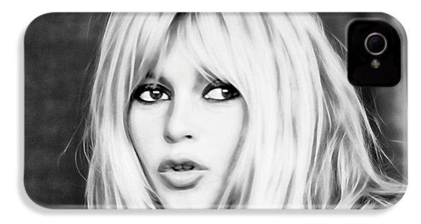 Brigitte Bardot Collection IPhone 4s Case
