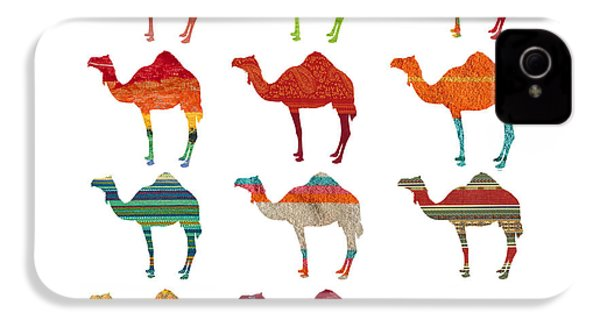 Camels IPhone 4s Case by Art Spectrum