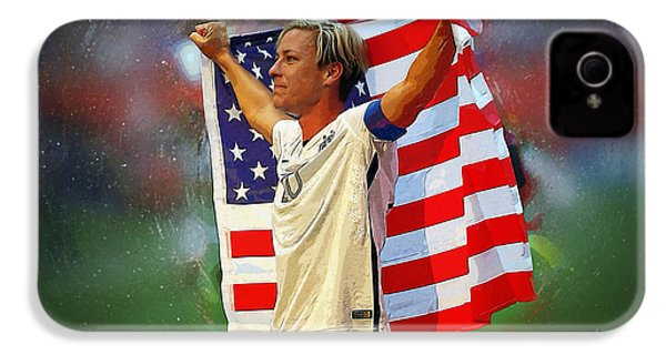 Abby Wambach IPhone 4s Case