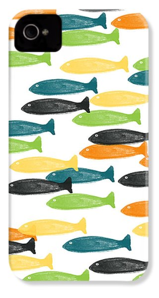 Colorful Fish  IPhone 4s Case