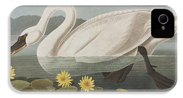 Common American Swan IPhone 4s Case