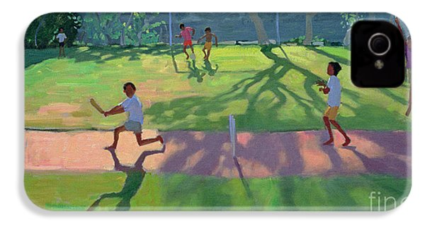 Cricket Sri Lanka IPhone 4s Case by Andrew Macara