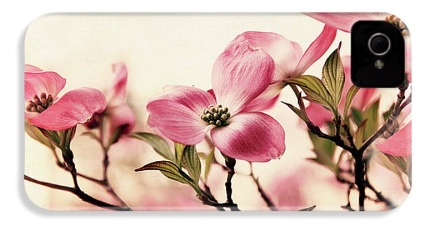 IPhone 4s Case featuring the photograph Delicate Dogwood by Jessica Jenney