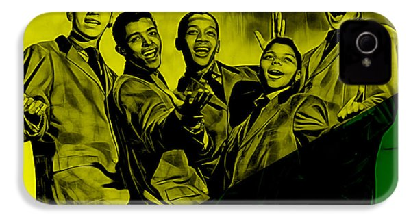 Frankie Lymon Collection IPhone 4s Case