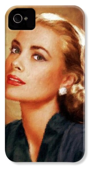 Grace Kelly, Actress And Princess IPhone 4s Case