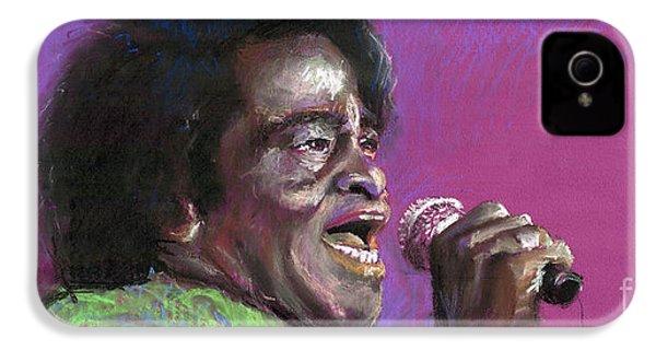 Jazz. James Brown. IPhone 4s Case